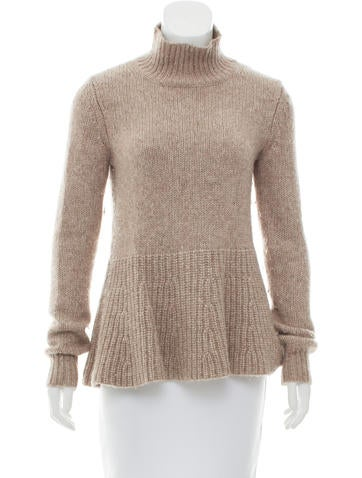 Derek Lam Alpaca-Blend Sweater None