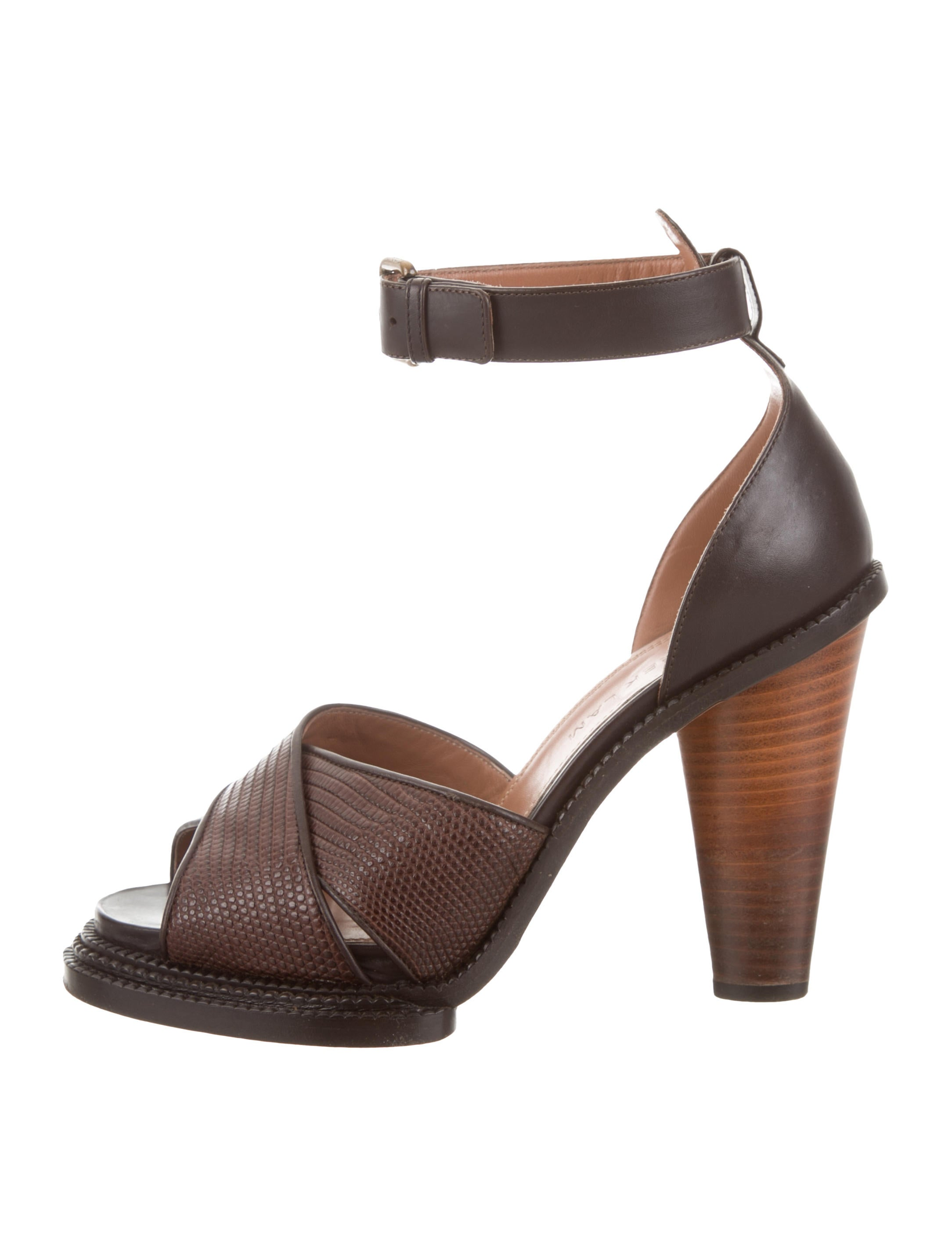 Derek Lam Sabia Embossed Sandals new styles cheap online 29vc7k3