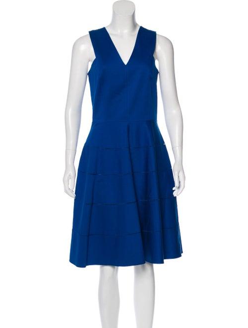 Derek Lam Poplin A-Line Dress