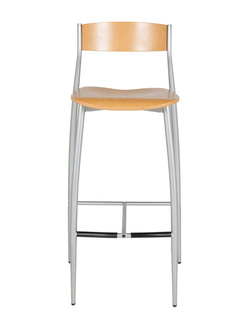 Fine Design Within Reach Set Of Two Baba Barstools Furniture Theyellowbook Wood Chair Design Ideas Theyellowbookinfo