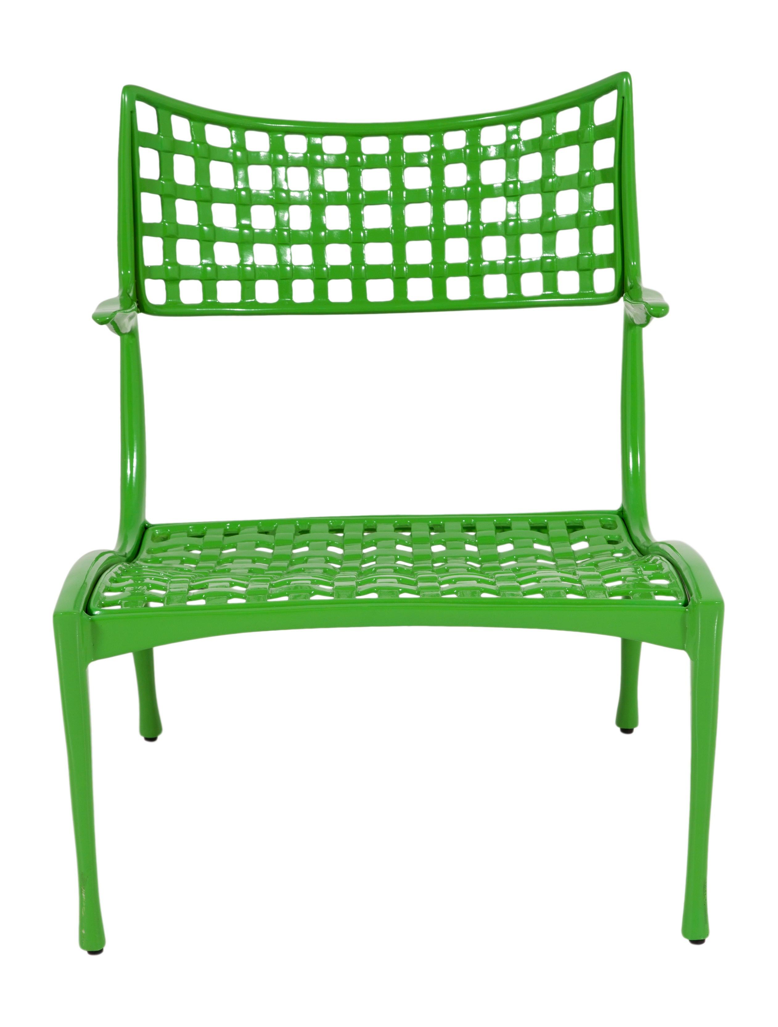 Design Within Reach Brown Jordan Sol Y Luna Lounge Chair