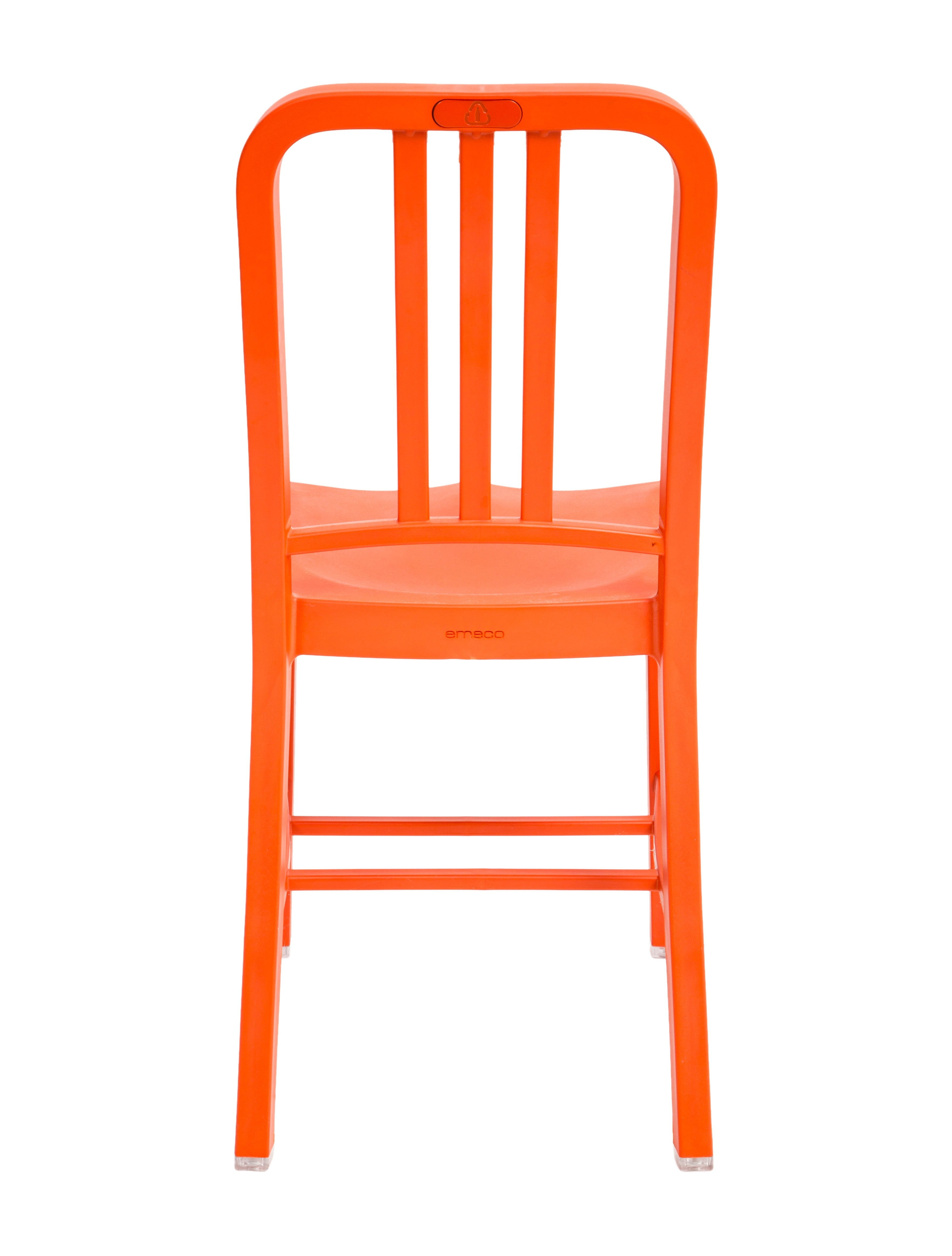 Design Within Reach 111 Navy Chairs