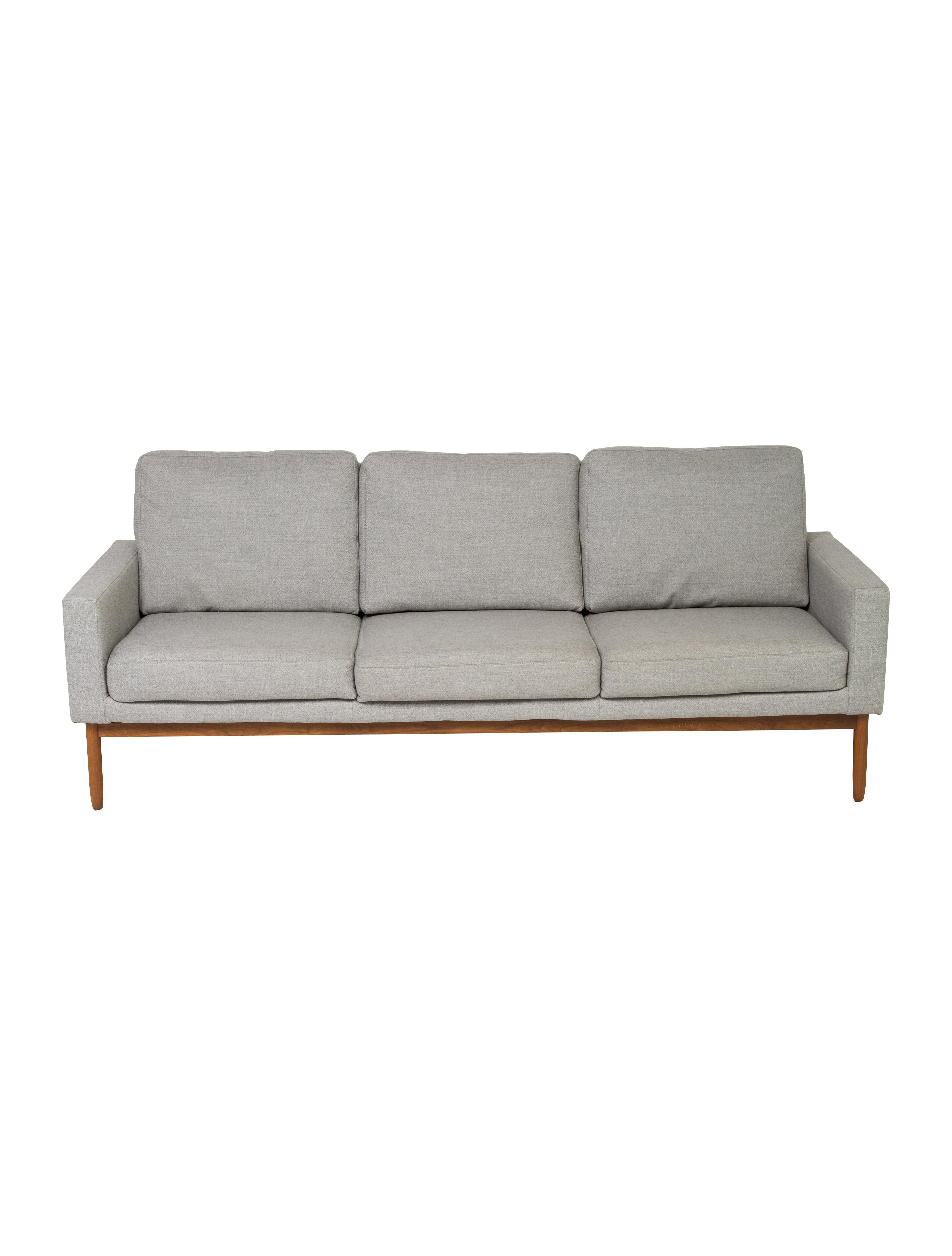 Design Within Reach Raleigh 3 Seat Sofa. Raleigh 3 Seat Sofa Sc 1 St The  RealReal .