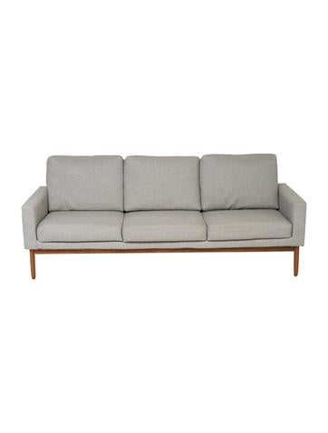 Design Within Reach Raleigh 3-Seat Sofa None