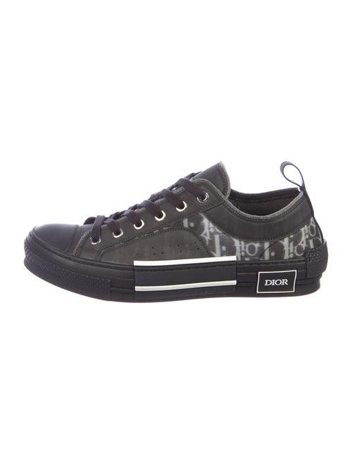 Dior MEN B23 Oblique Sneakers Sneakers Black