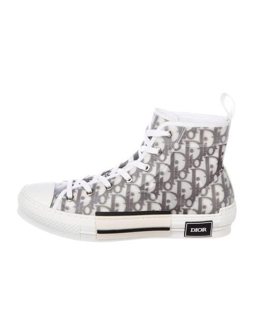 Dior MEN Oblique B23 High-Top Sneakers Sneakers w/