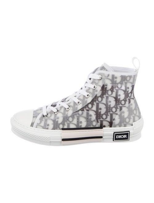 Dior MEN Oblique B23 Sneakers w/ Tags Grey