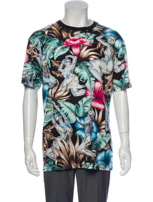 Dior MEN 2019 x Sorayama T-Shirt Black