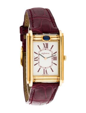 DeLaneau Golden Dream Watch