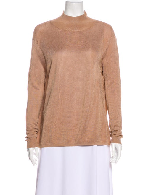 Dion Lee Mock Neck Sweater