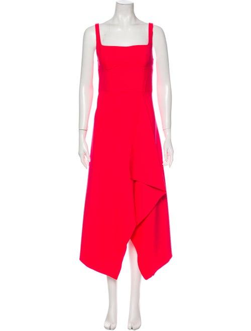 Dion Lee Virgin Wool Midi Length Dress w/ Tags Woo