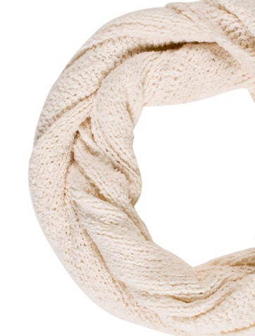 Wool Infinity Scarf