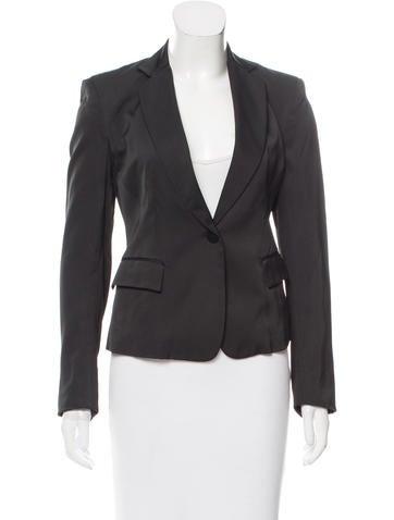 Donna Karan Structured Lightweight Blazer w/ Tags None