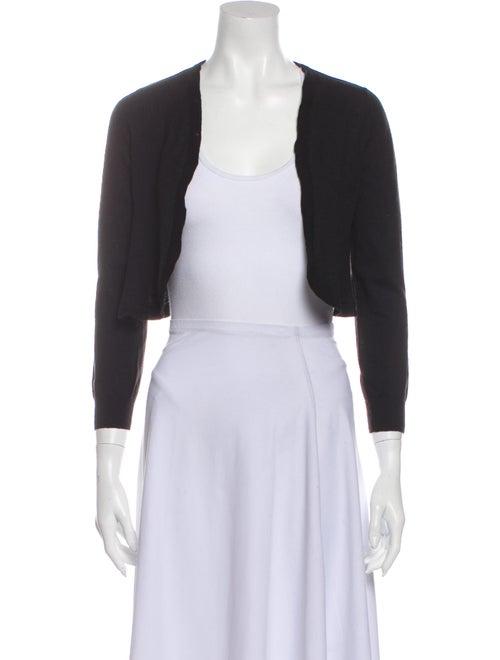 Donna Karan Wool Bolero Wool