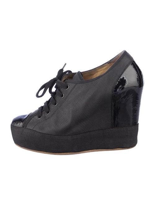 c785b3114657 Dries Van Noten Wedge Sneakers - Shoes - DRI21121