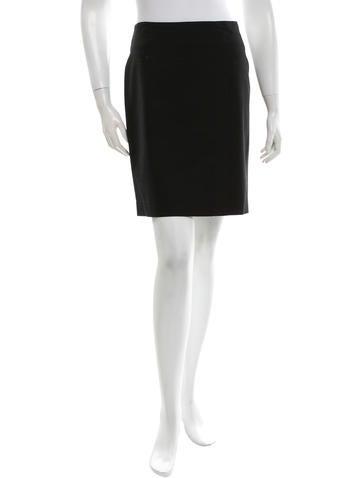 Dries Van Noten Wool Skirt