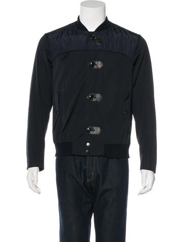 Dries Van Noten Quilted Lightweight Jacket w/ Tags None