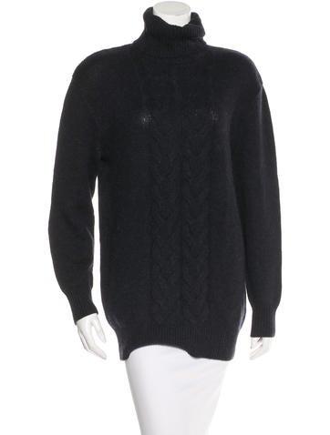 Dries Van Noten Alpaca Oversize Sweater None