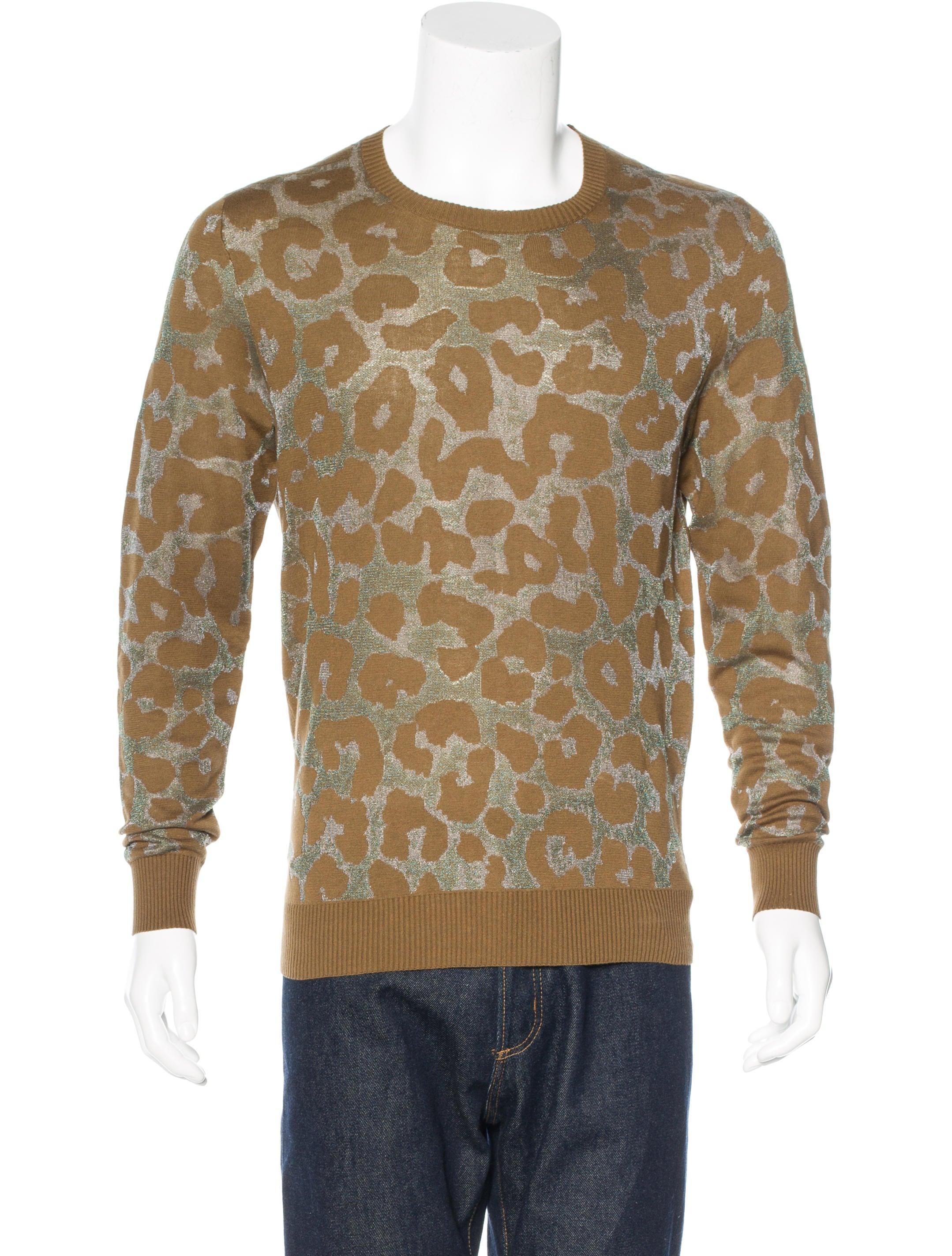 02d5bb046 Dries Van Noten Jens Jaguar Sweater w  Tags - Clothing - DRI33980 ...