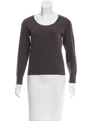 Dries Van Noten Flecked Knit Sweater None