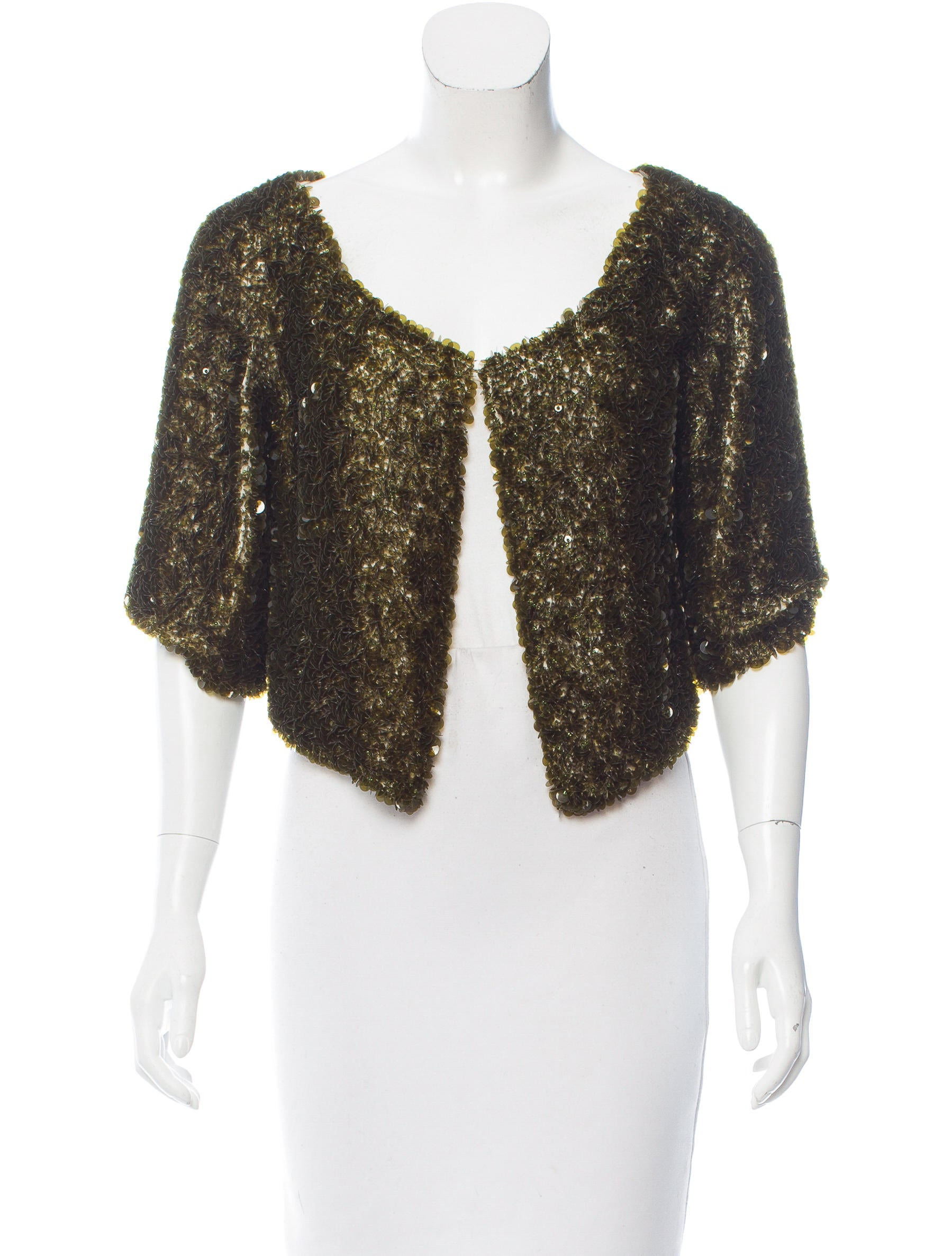 Vintage Sequined 12