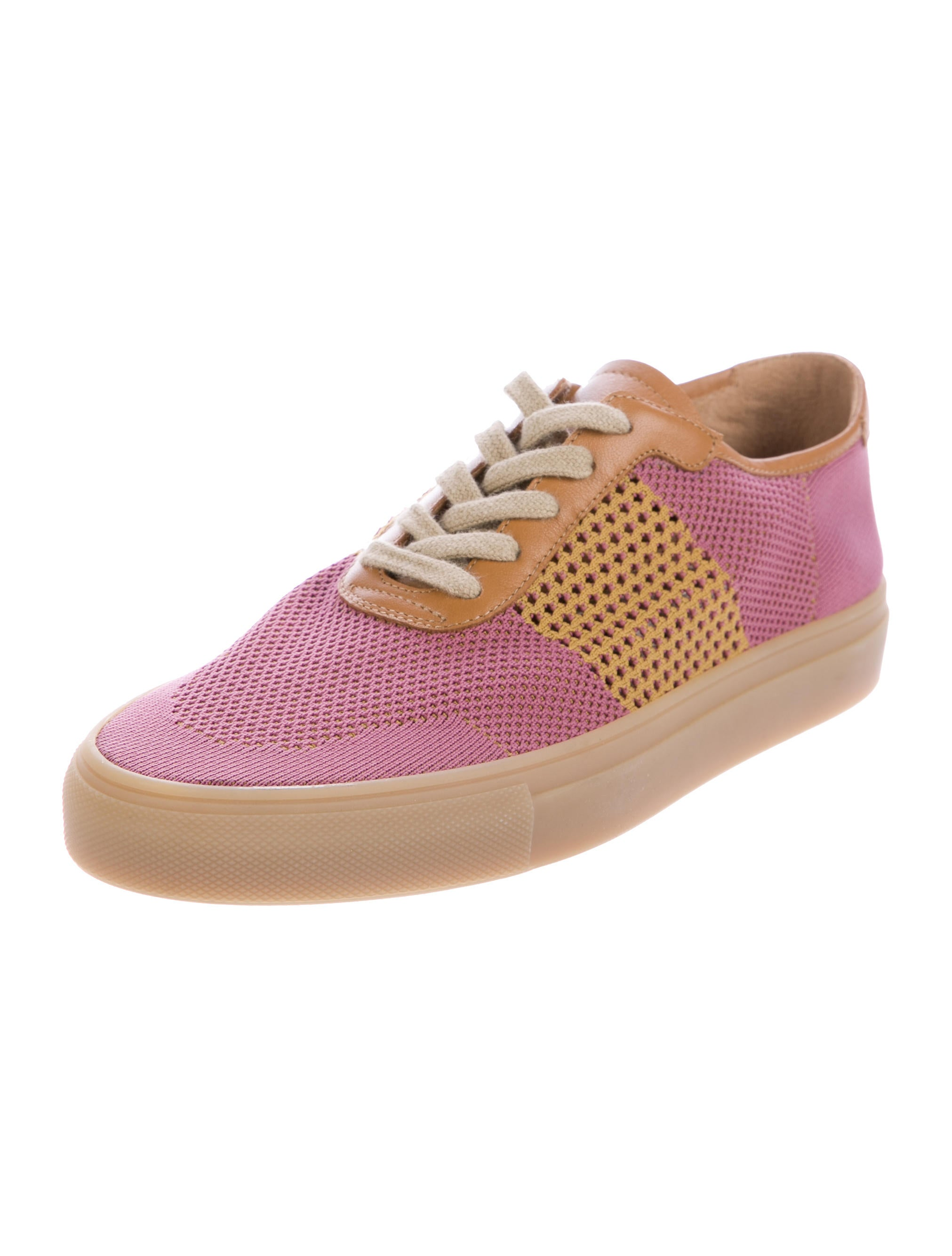 Dries Van Noten Knit Low-Top Sneakers outlet free shipping authentic gBXB3Y