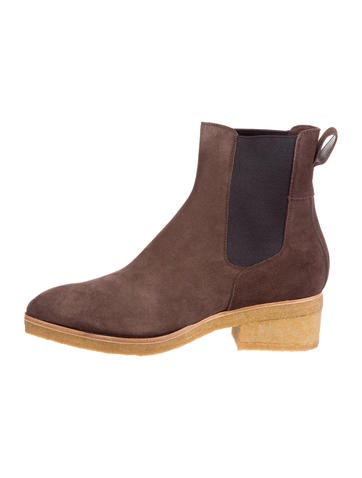 Dries Van Noten Suede Ankle Boots w/ Tags cheap outlet locations enjoy cheap online cheap top quality LhKpmG