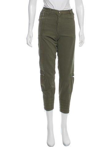 Dries Van Noten Mid-Rise Skinny Jeans None