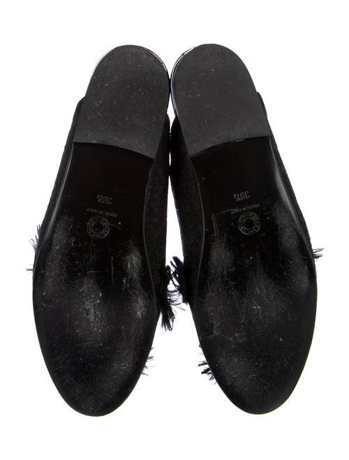 fb567a6044 Dries Van Noten Wrap-Around Pom Pom Flats - Shoes - DRI43659