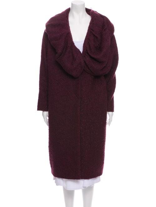 Dries Van Noten Wool Coat Wool