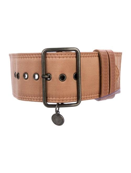 Dries Van Noten PVC Waist Belt Clear