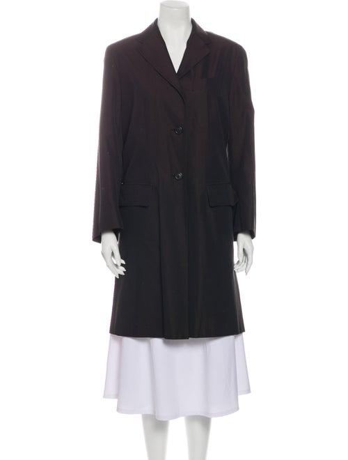 Dries Van Noten Trench Coat Black