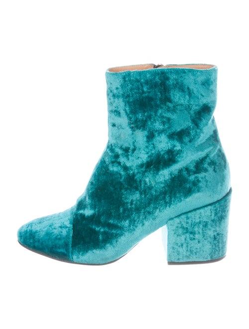 Dries Van Noten Boots Green