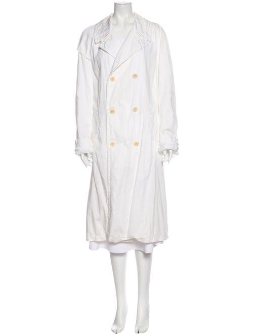 Dries Van Noten Coat White