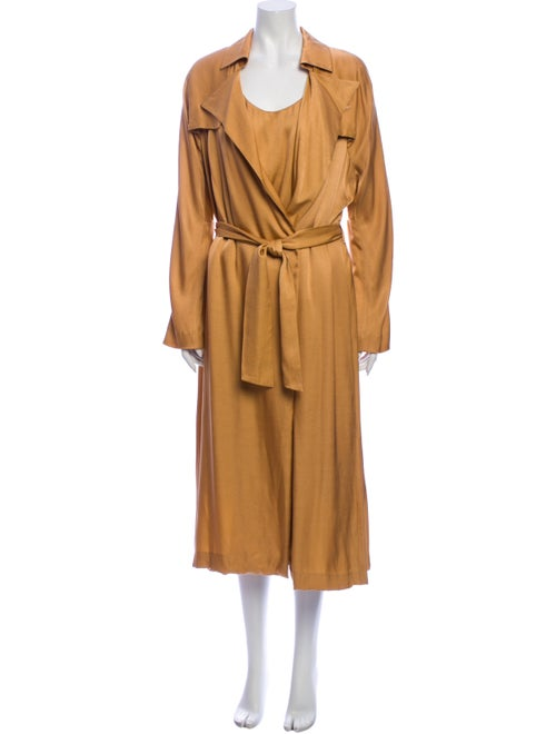 Dries Van Noten Dress Set w/ Tags Orange