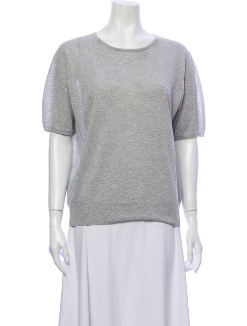Dries Van Noten Crew Neck Short Sleeve Sweatshirt
