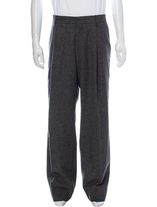 Dries Van Noten Wool Pants Wool