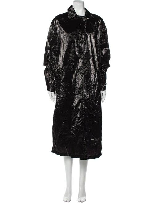 Dries Van Noten Coat Black