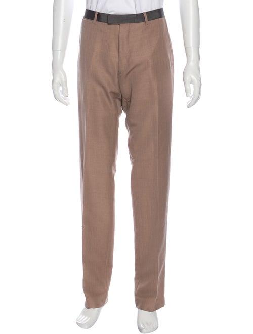 Dries Van Noten Dress Pants Brown
