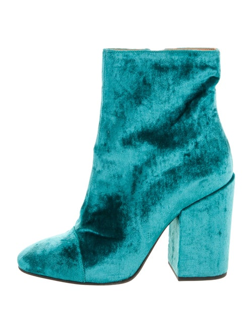 Dries Van Noten Boots Blue