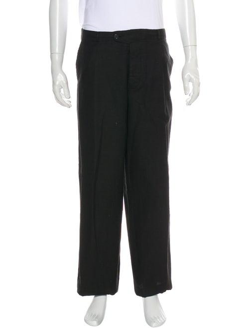 Dries Van Noten Dress Pants Black