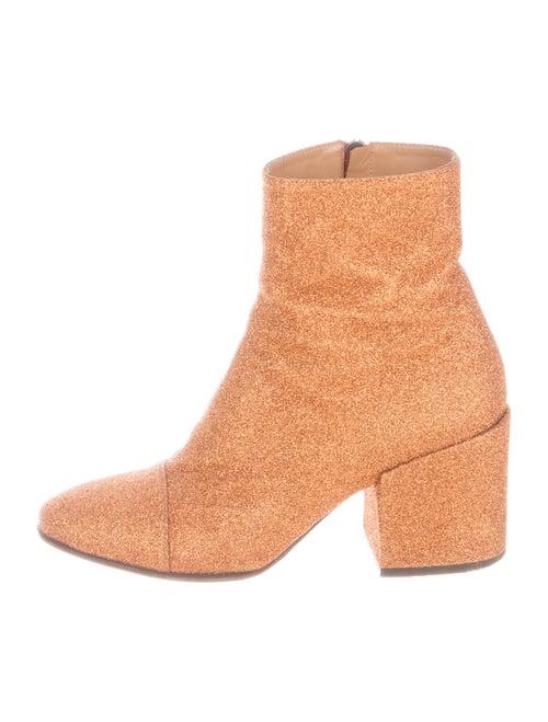 Dries Van Noten Boots Orange