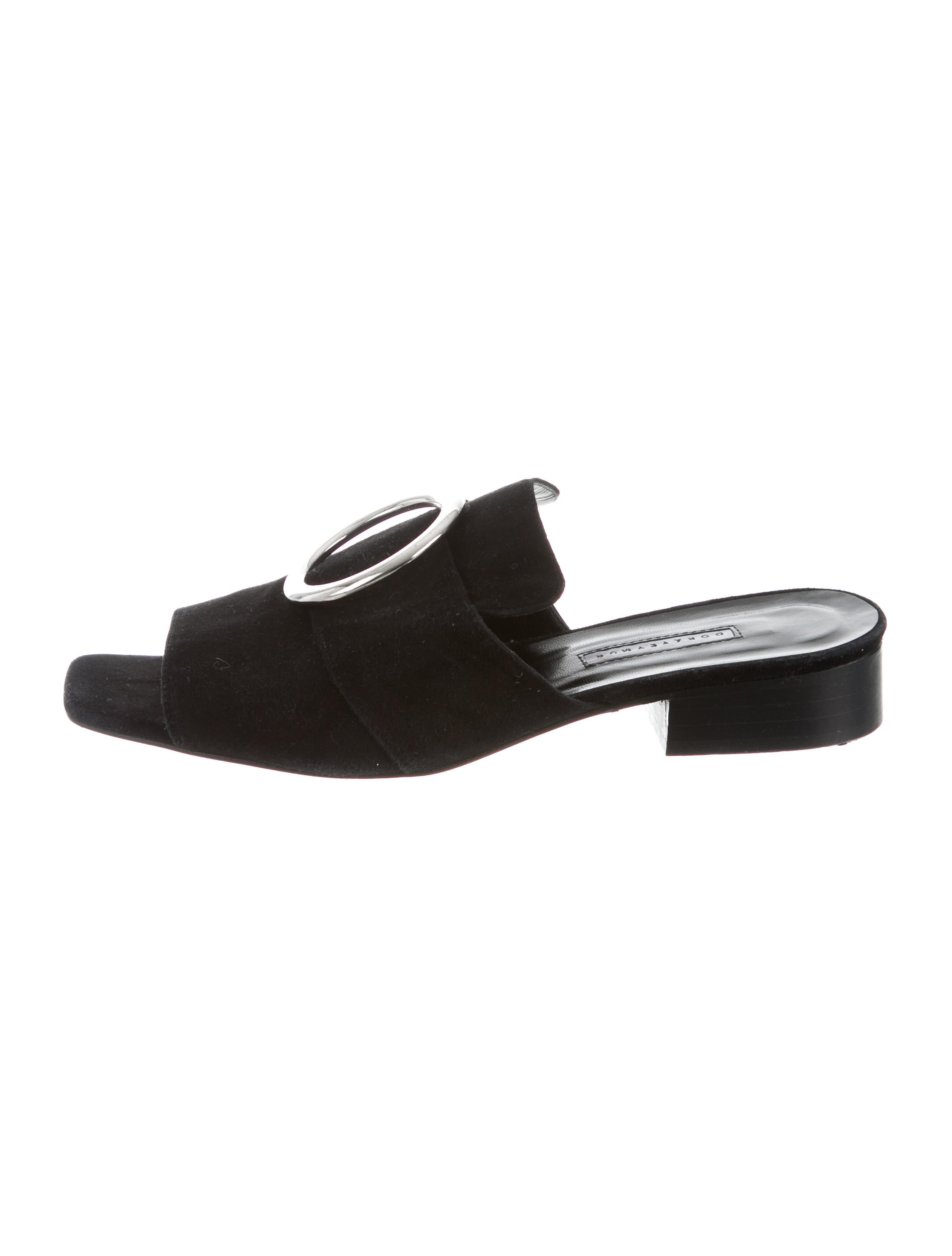 Dorateymur 2018 Harput Suede Slide Sandals free shipping fast delivery cheap sale purchase fashion Style sale online cheap sale new UW63P