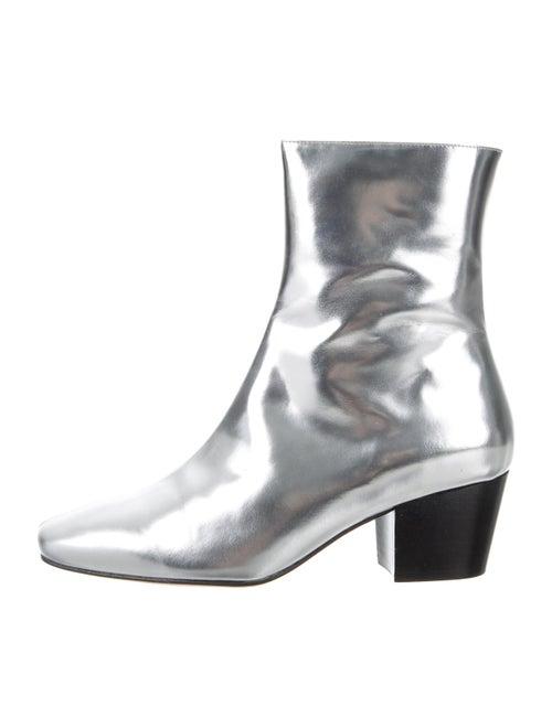 Dorateymur Metallic Ankle Boots Metallic
