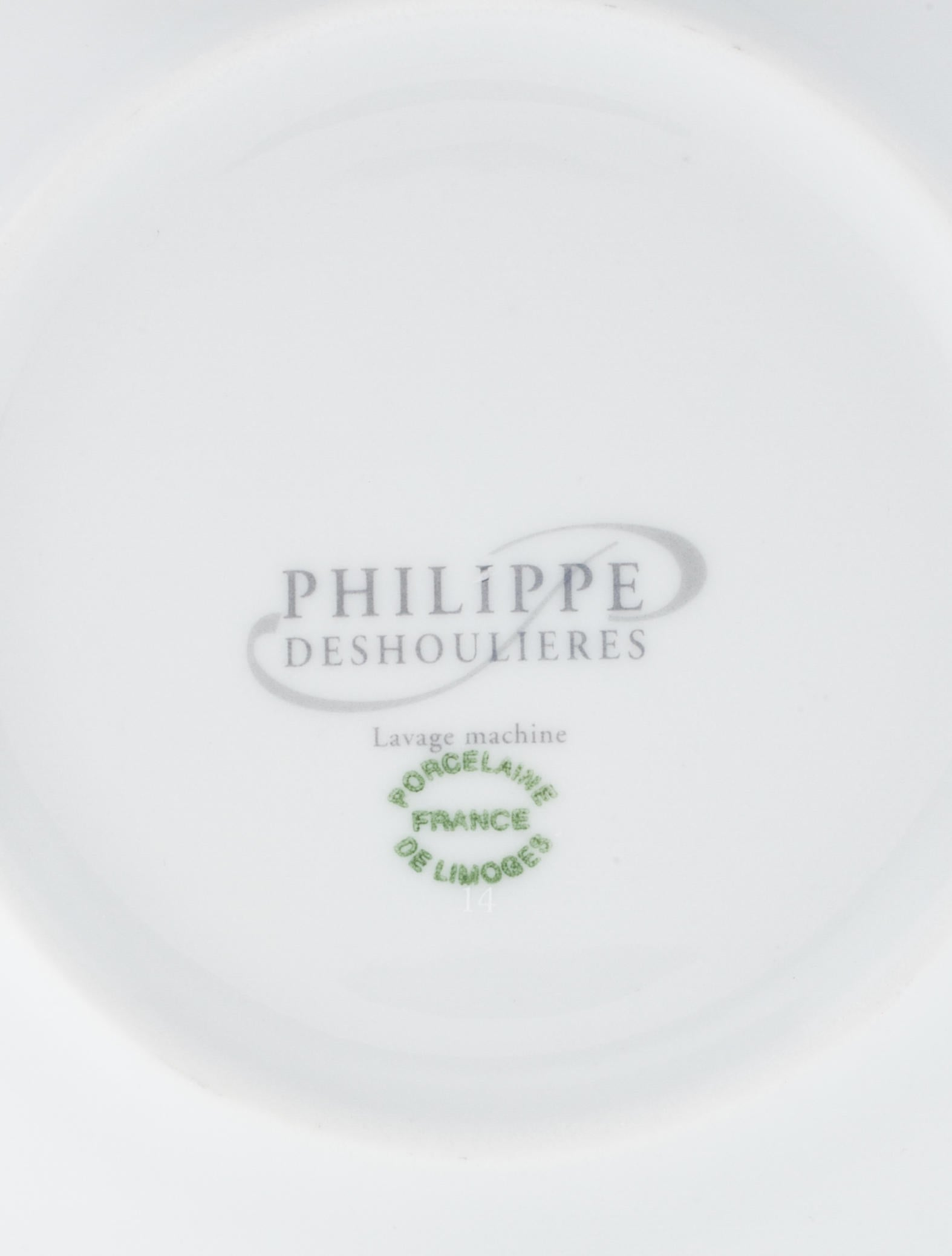 Philippe deshoulieres merchant row canape plates for Philippe deshoulieres canape plates
