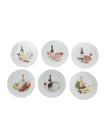 Decor under 250 the realreal for Philippe deshoulieres canape plates
