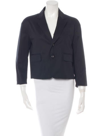 Dsquared² Long Sleeve Button-Up Blazer w/ Tags None