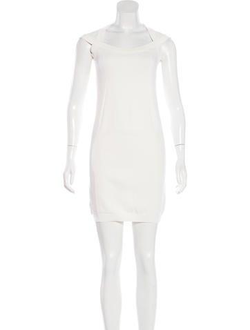 Dsquared² Rib Knit Mini Dress w/ Tags None