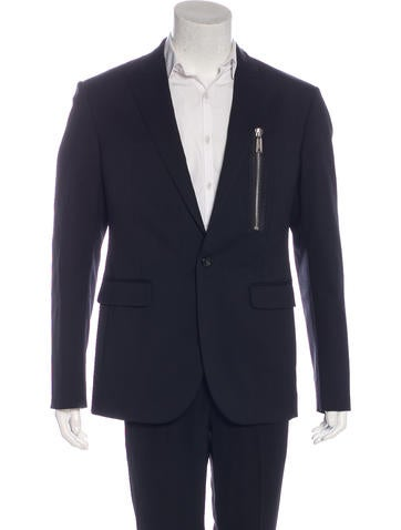 Dsquared² 2016 Wool Blazer w/ Tags None