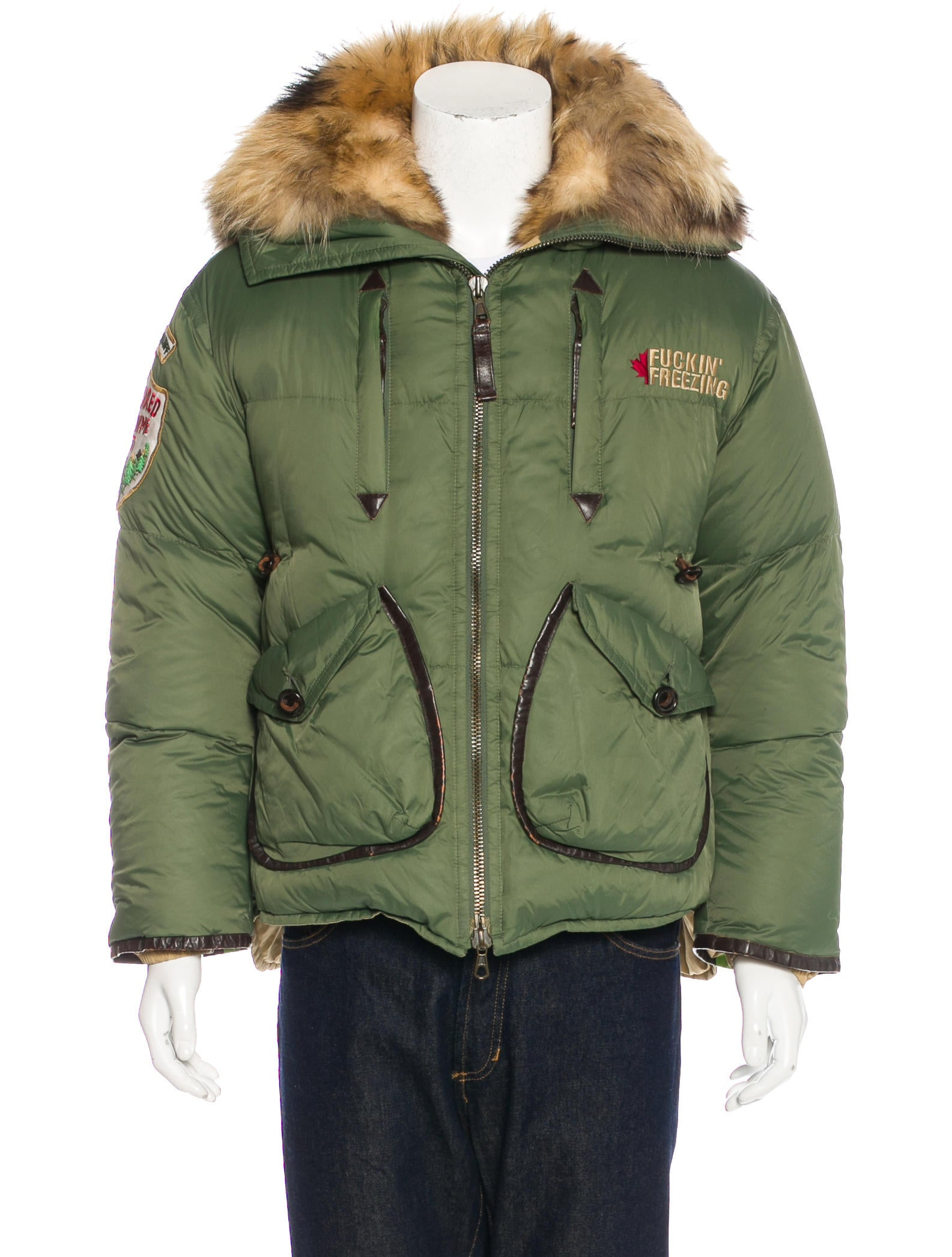 Find great deals on eBay for down jacket fur. Shop with confidence.